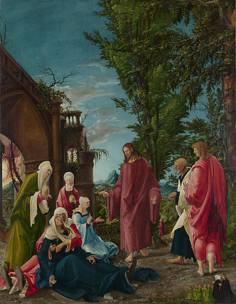 466px-Albrecht_Altdorfer_-_Christ_taking_Leave_of_his_Mother_-_Google_Art_Project